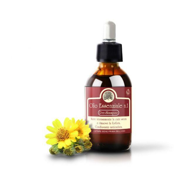 olio essenziale n.1 antiforfora 50 ml